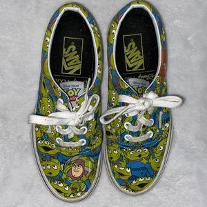 Disney Aliens toy story woody vans shoes W6
